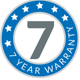 7-Year-Warrenty