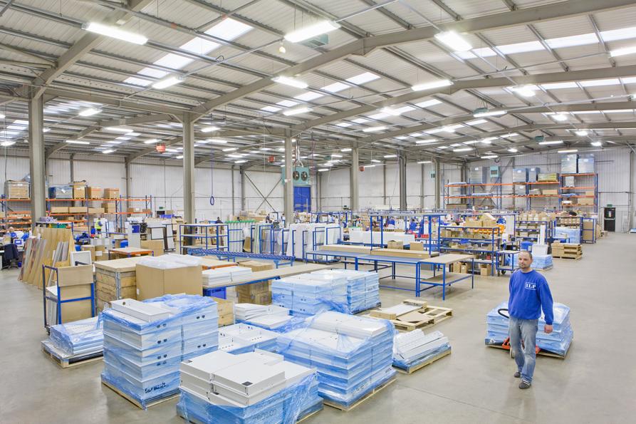 ILP-Warehouse