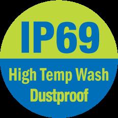 IP69-HighTempWash-Dustproof