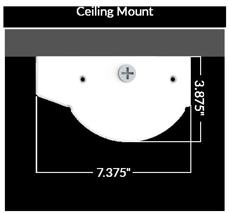 Ceiling-Mount