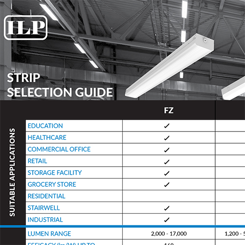 Strip-Selection-Guide